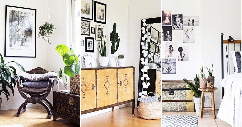"""Veckans hem: """"Jag tröttnar alltid på en stil efter ungefär fem år"""""""
