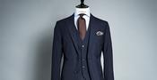 Modechefen matchar: Den tredelade kostymen