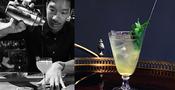 Hyllade bartendern: Så gör du höstens bästa drinkar