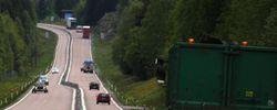 Polisen varnar för fräcka vägpirater
