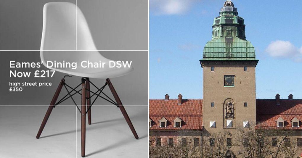 Sålde kopierade designmöbler – döms till fängelse och kraftiga böter