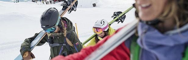 InspireUs och Extrem Skis utvecklar friåkningsskida för tjejer