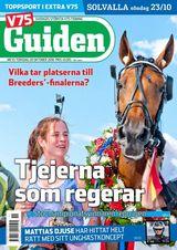 V75 Guiden nr 55, 2016
