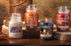 Vinn ljuvliga ljus från Yankee Candle