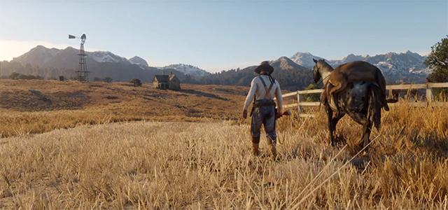 Trailerpremiär! Här är Red Dead Redemption 2