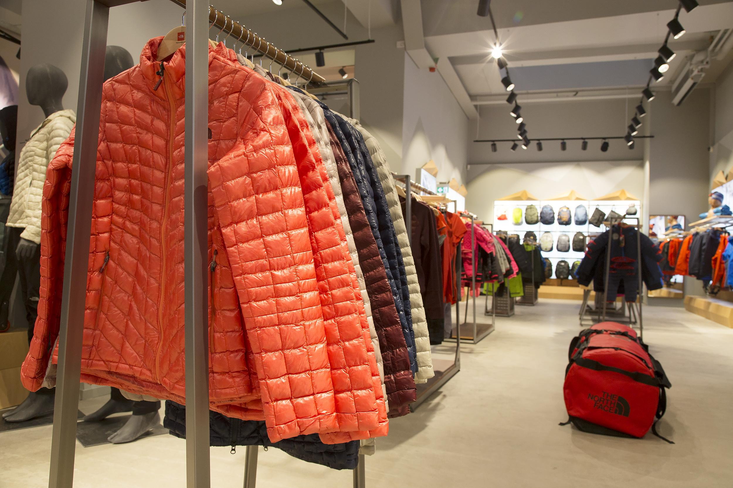 the north face butik stockholm