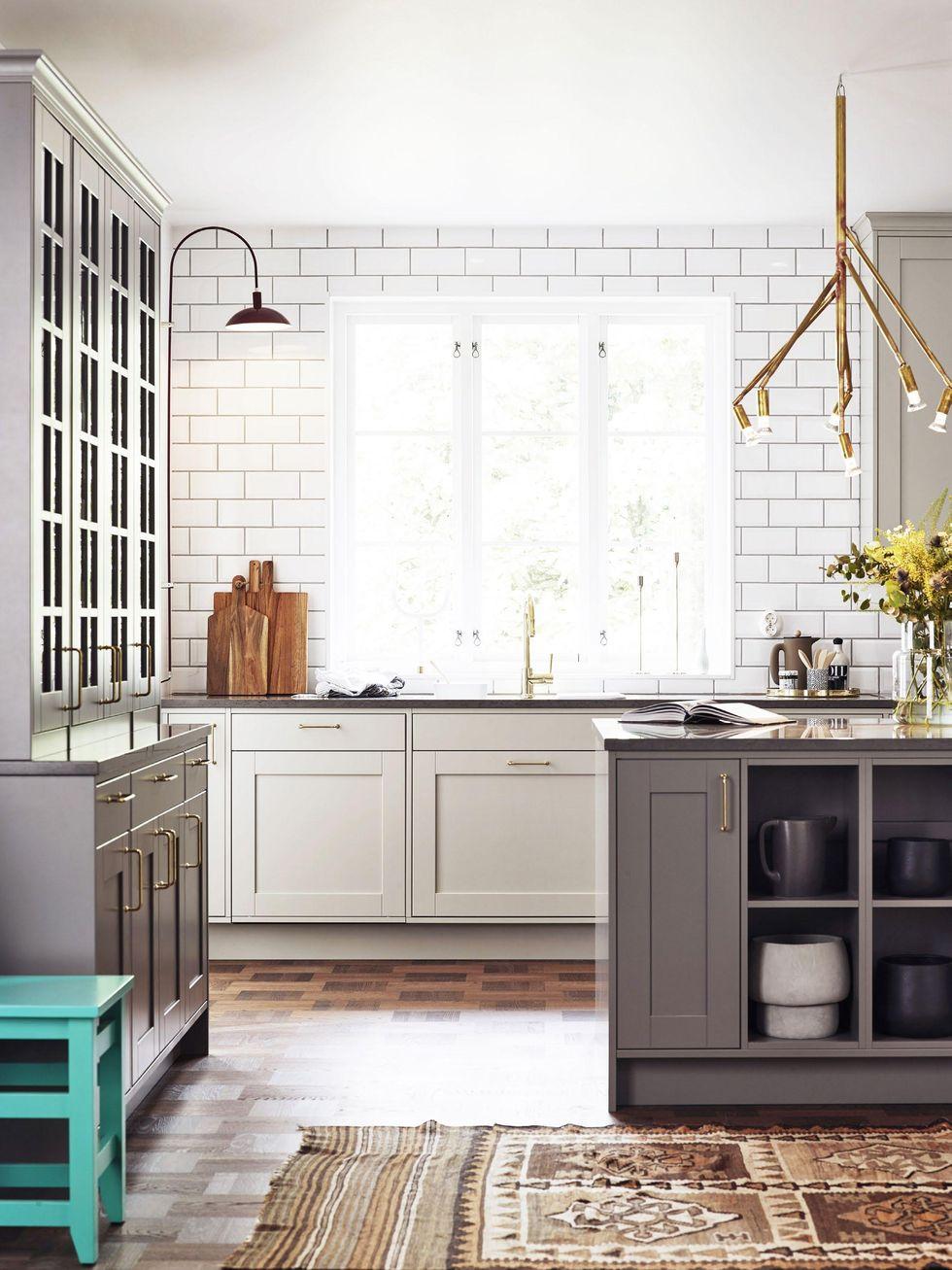 5 nya kök som ger dig den rätta ljusa och lantliga looken – Hus & Hem