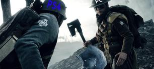 PC fortsätter att vara den minst populära Battlefield 1-plattformen