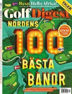 Golf Digest 7/2016
