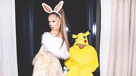Så firade kändisarna halloween 2016!