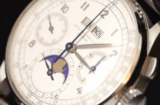 Veckans Videotips - Patek Philippe 1518 Triology - Geneva Watch Auction: Four