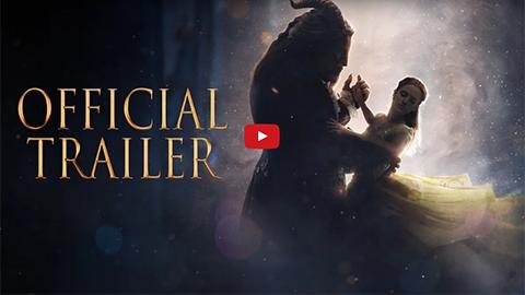 """Nya trailern till """"Skönheten och odjuret"""" är här!"""
