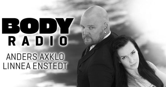 BODY Radio på Fitnessfestivalen