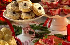 Kakbak med mycket julsmak!
