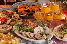 Bjud på festlig buffé med läckra smaker