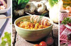 Härlig fisksoppa i helgens meny!