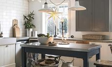 Så här kan även du som är nybörjare bygga dina drömmars köksö