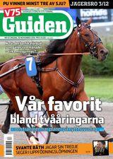 V75 Guiden nr 63, 2016