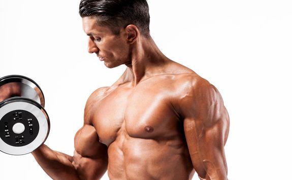 Mer muskler av kvällsträning?