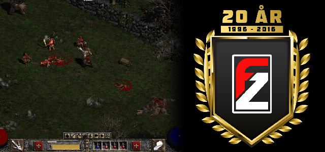 FZ firar 20 år med...  Diablo 2