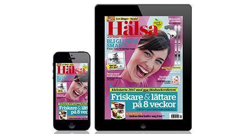 Läs Hälsa digitalt!