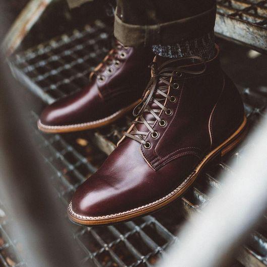 Viberg – Kanadensiska boots med ett svenskt arv