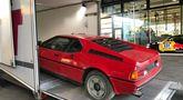 BMW M1 körd ett år – glömd i 34 år 2017-01-01