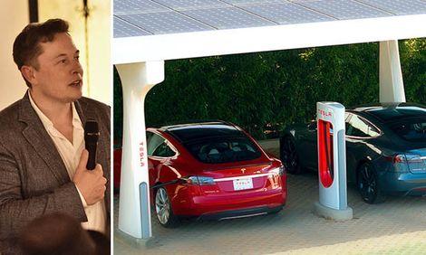 Tesla förlänger gratis laddning – och hintar om betydligt snabbare Supercharger