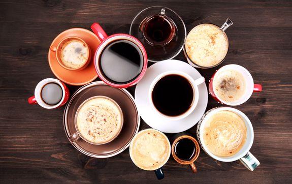 Tråkigt för kaffeälskare!