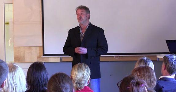 Ulf Carlsson lär dig hålla nyårslöftet