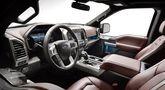 Ford F-150 får ett lyft och V6-dieselmotor 2017-01-09