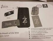 Nintendo Switch-tillbehör