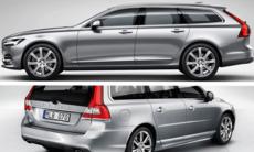 Kör du Volvo V90 eller V70?