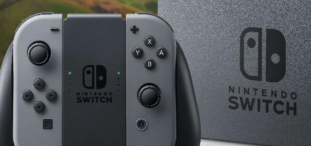 Alla detaljer om  Nintendo Switch