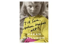 Vinn bok av deckarförfattaren Håkan Östlundh
