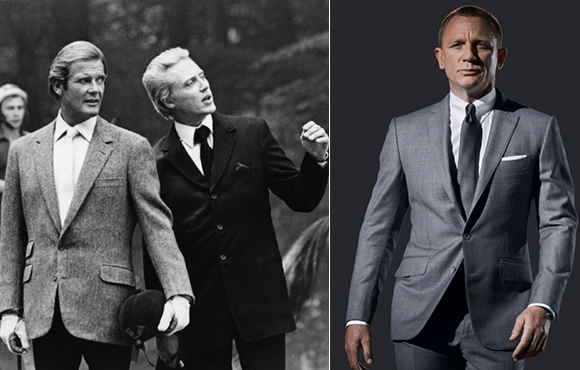 James Bonds skräddare