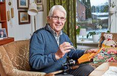 Rolf om ny metod mot gula fläcken: Nu kan jag fiska igen!