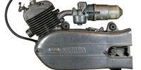 Borra cylinder på Victoria MS 51