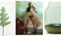 12 sköna gröna prylar vi vill ha i vår