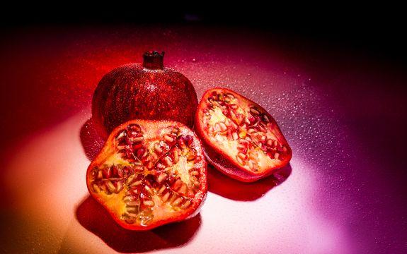 Granatäpplen ger gymboost