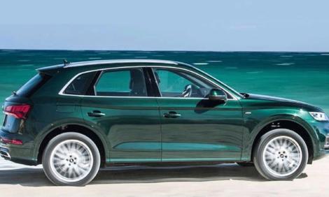 Audi Q5 2,0 TDI quattro S tronic provkörd