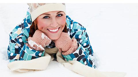 Bästa eko-knepen för fin vinterhud!