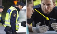 """Trafikpolisen ryter till: """"Sluta varna för kontroller"""""""