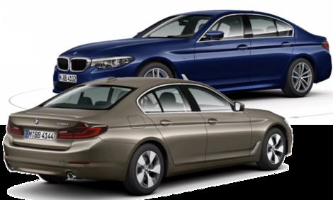 Bygg din egen BMW 5-serie – nya generationen