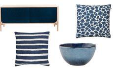 9 blå prylar som skapar den rätta looken i ditt hem i vår