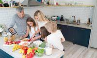 Studie: Ett nyrenoverat kök kan få dig att leva hälsosammare