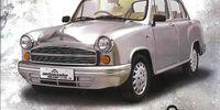 Peugeot köper Ambassador