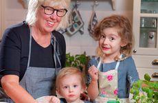5 enkla och goda rätter att laga med barnbarnen