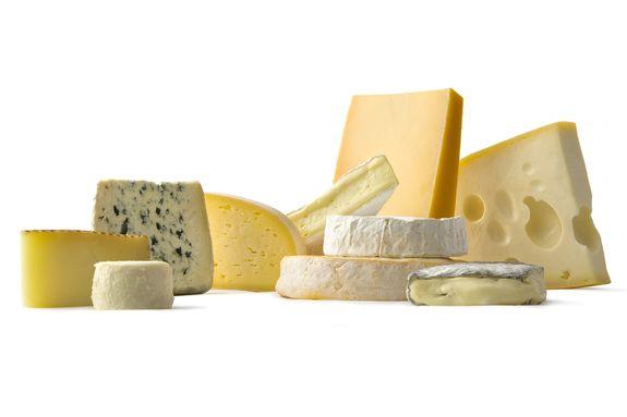 Ingen anledning att undvika fet ost