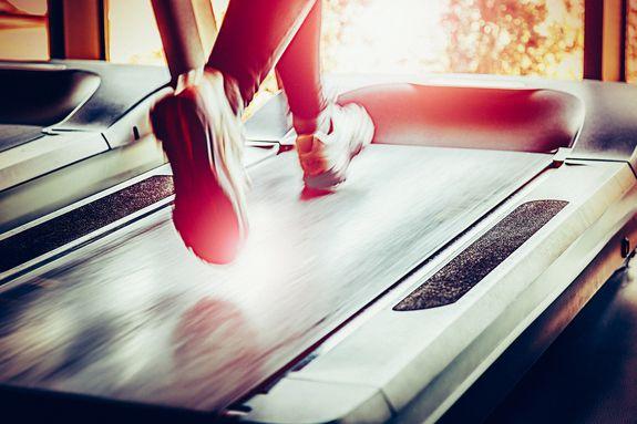 Högintensiv träning ger otillräcklig aptit